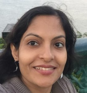 Photo of Ph.D. Candidate Maitreyee Mukherjee